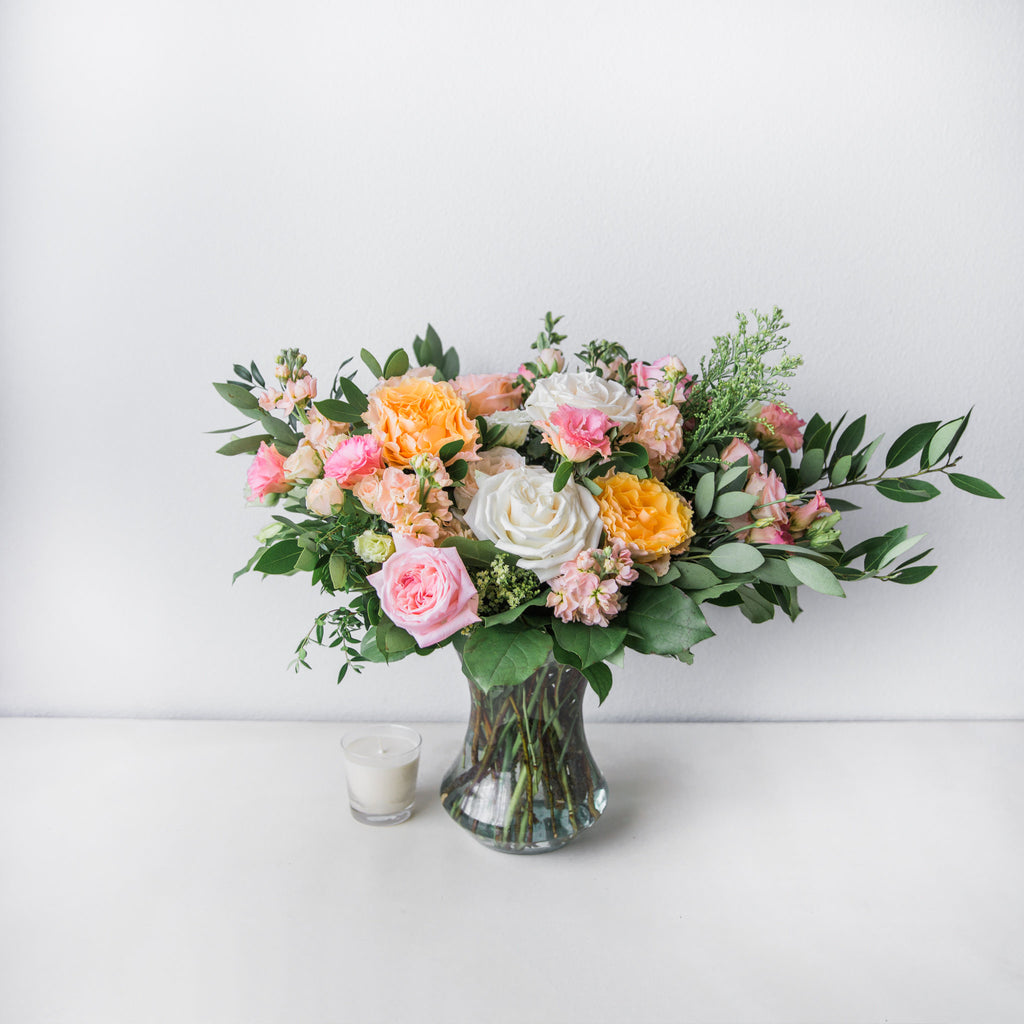 Medium Fresh Seasonal Flower Arrangement