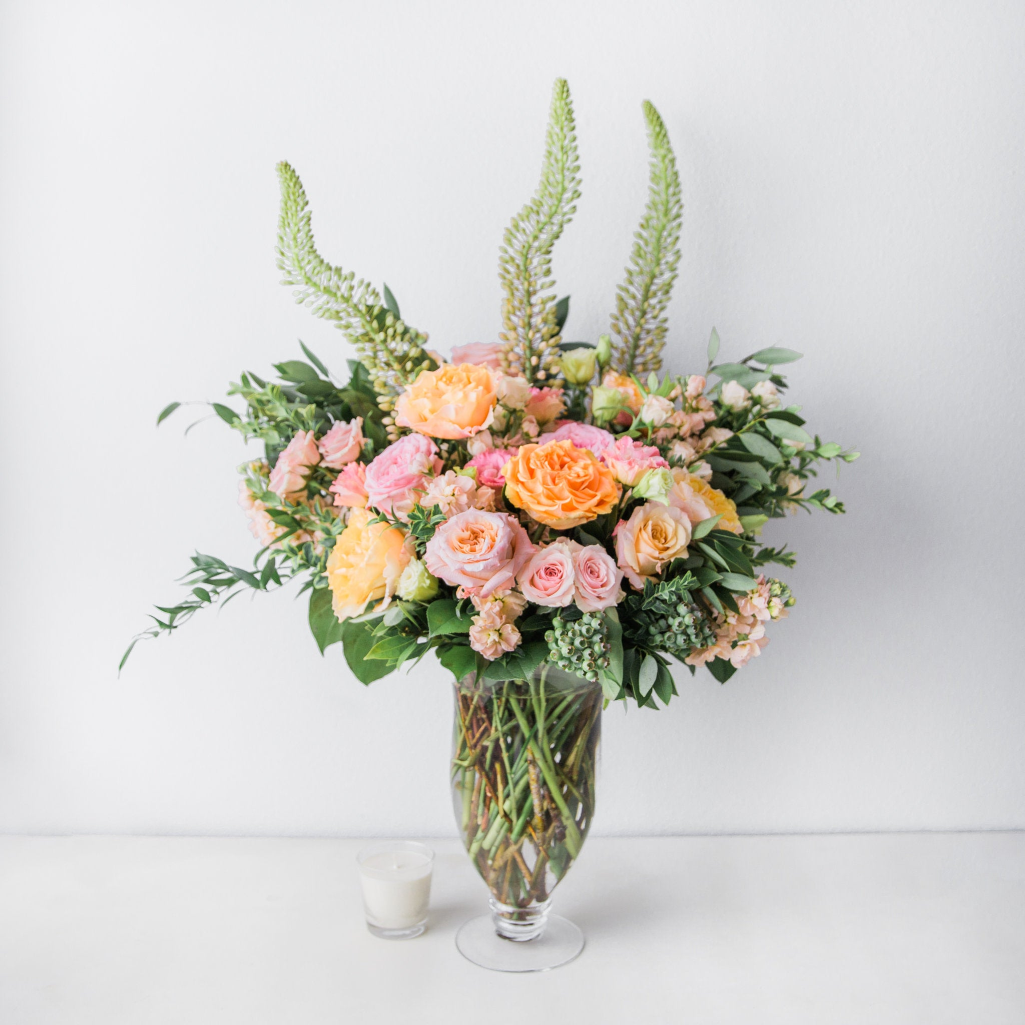 Large Fresh Seasonal Flower Arrangement