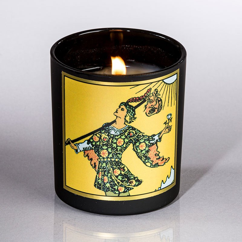 Tarot Candle - The Fool