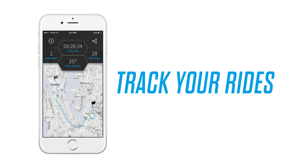 How to Track a Ride in the FUSAR App