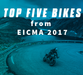 The Coolest New Motorcycles From EICMA 2017