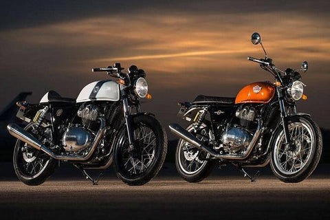 Royal Enfield Interceptor 650 Contiental GT 650