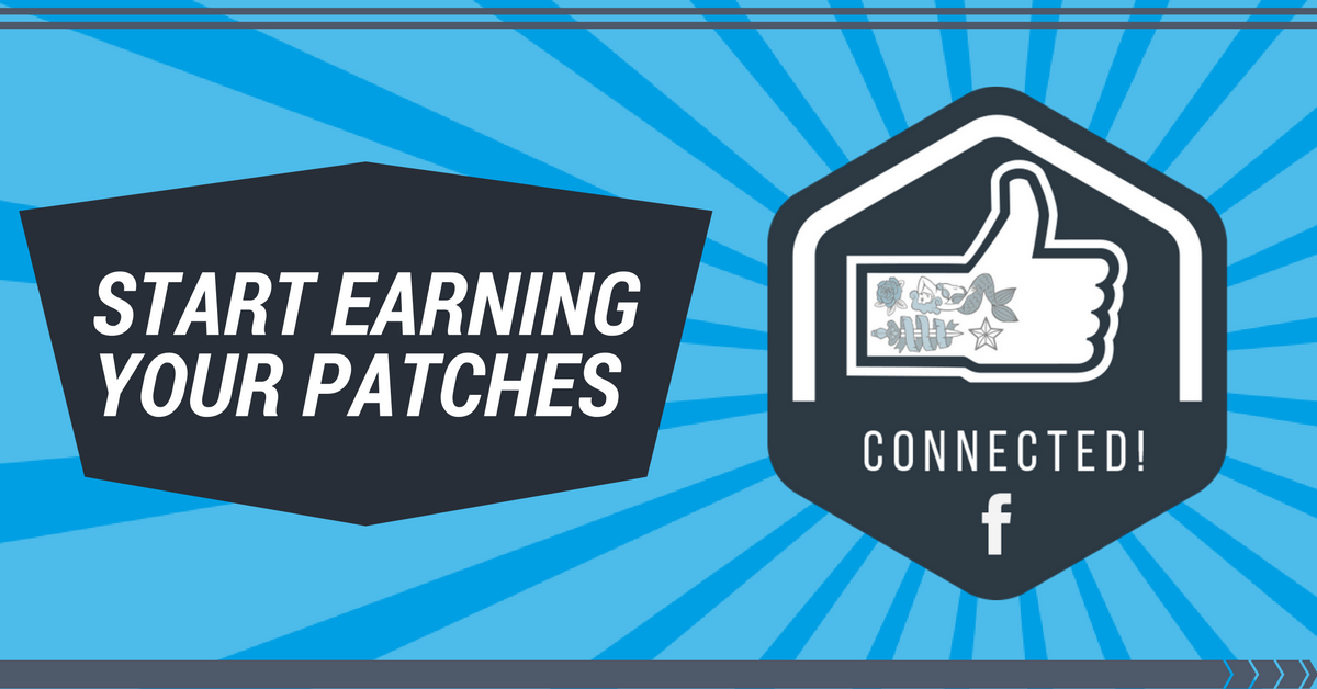 Start Earning Your FUSAR Rider Patches!