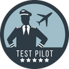 Test Pilot Patch