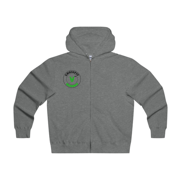 Lightweight Zip Hooded Sweatshirt