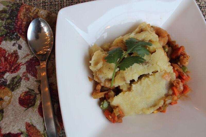 Vegan Shepherds Pie