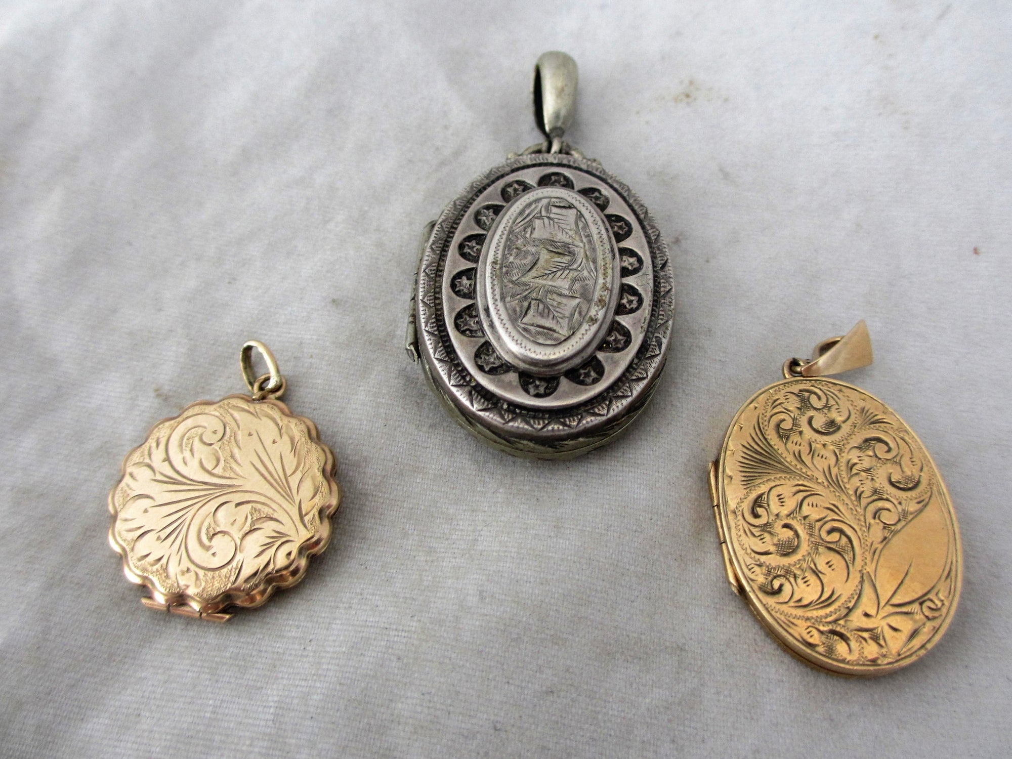 Antique and Vintage Lockets
