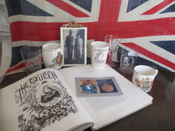 Royal Wedding Fever - Mermorabilia and Souvenirs
