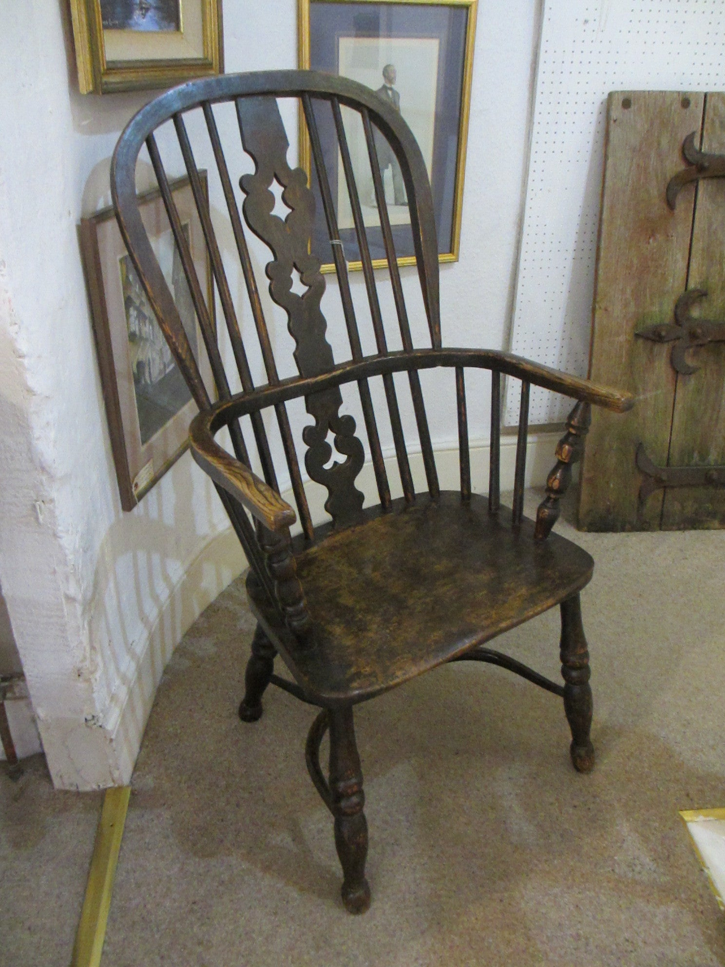 north country Windsor chair