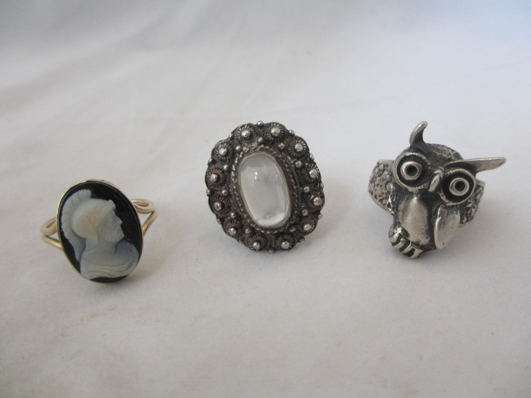 Antique and Vintage Rings