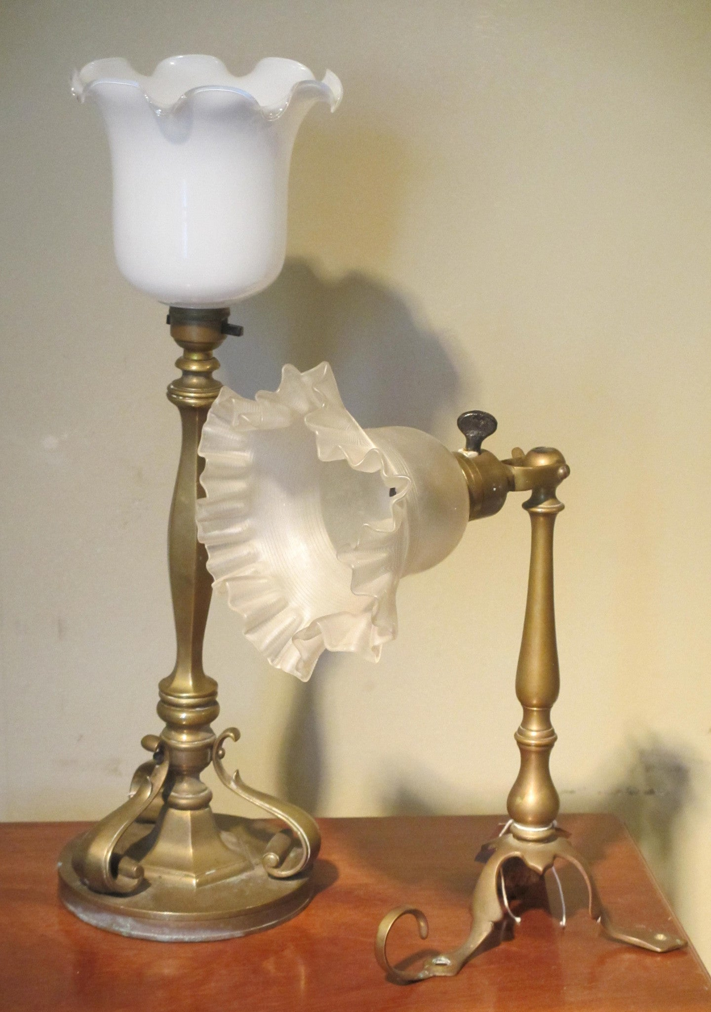 Antique and Vintage Lighting.
