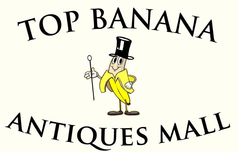 Speedy and Safe delivery with Top Banana Antiques.