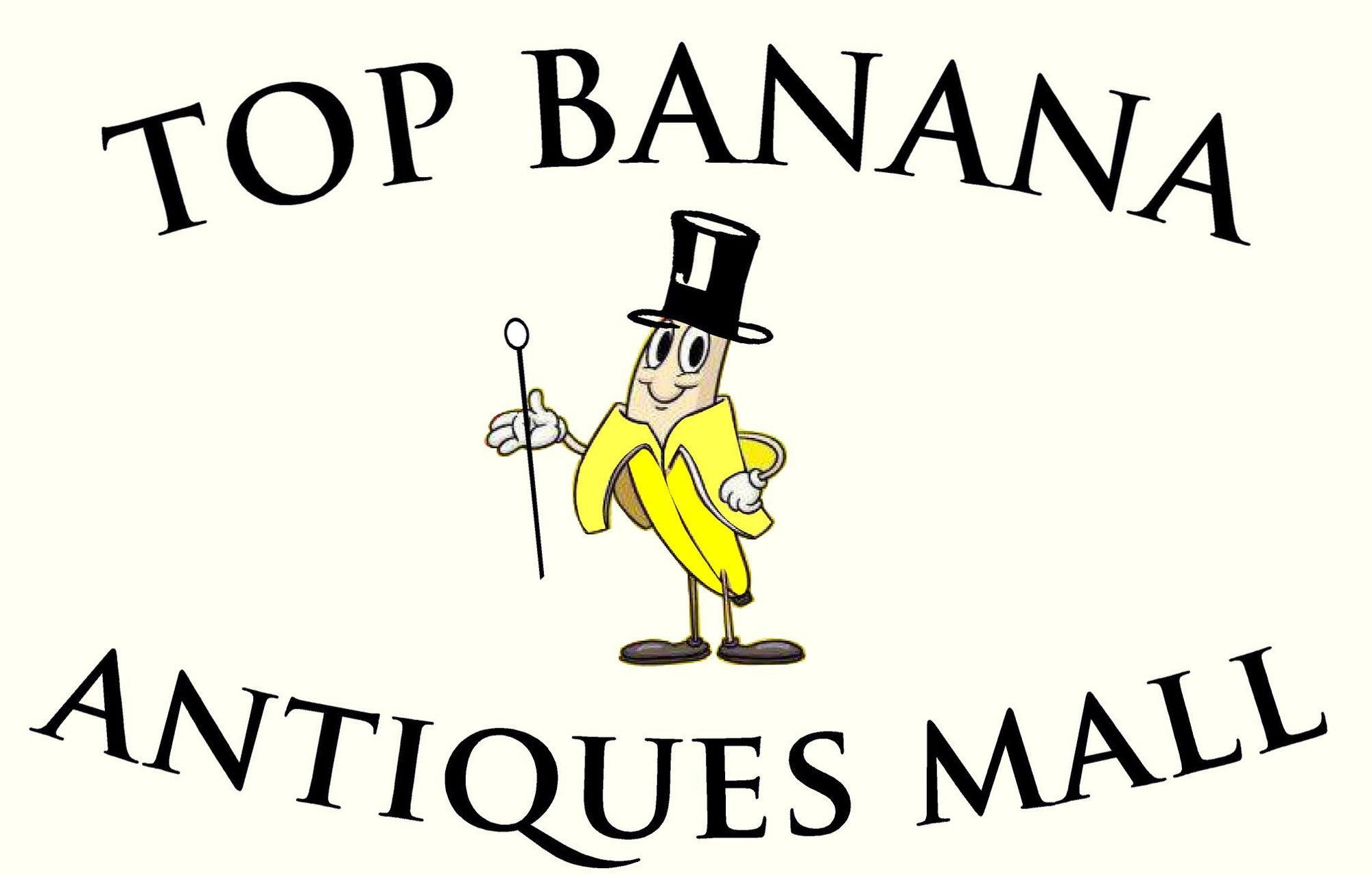 Top Banana on the BBC Antiques Road Trip.