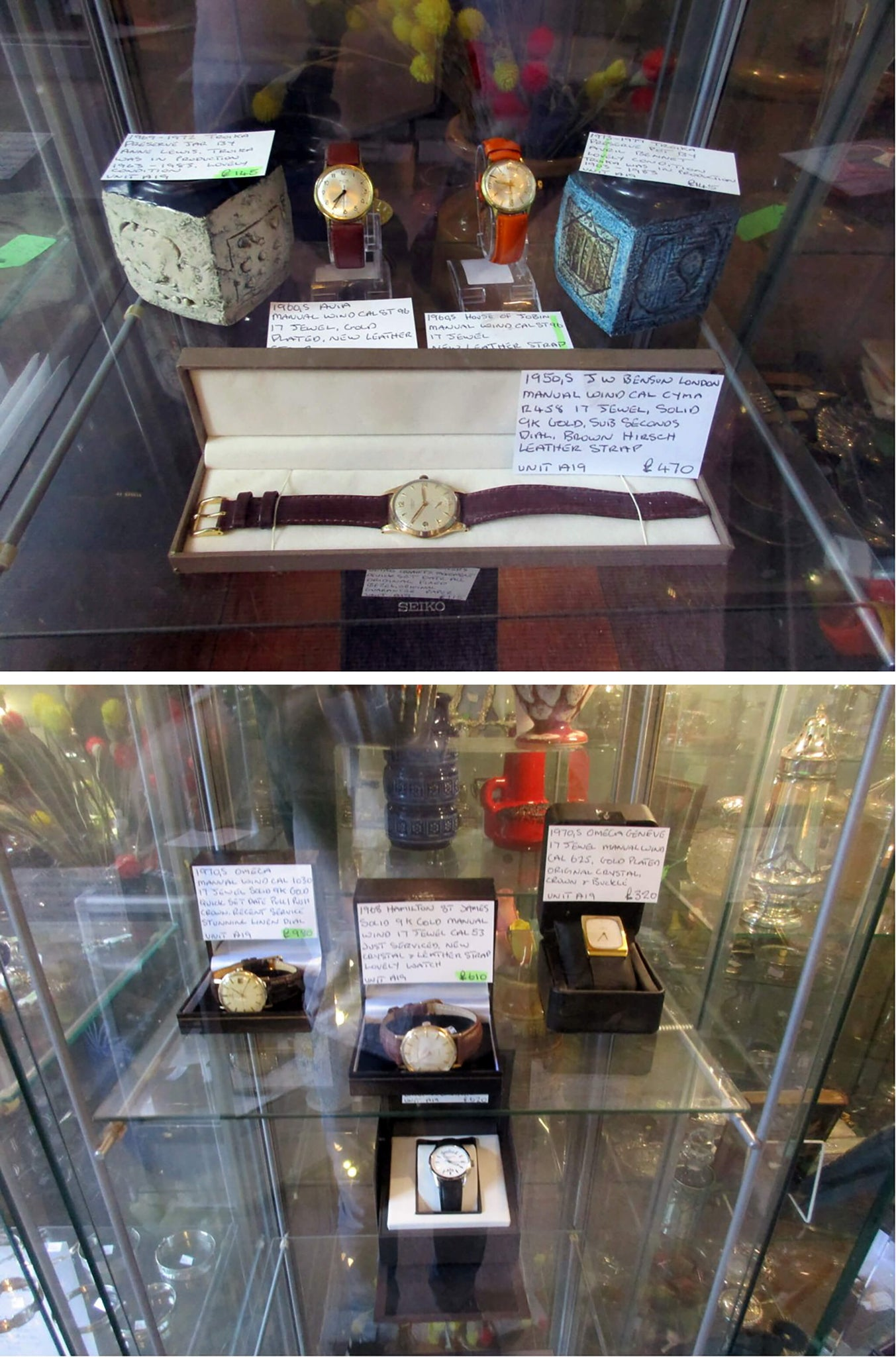 Wiltshire Watches & Collectables