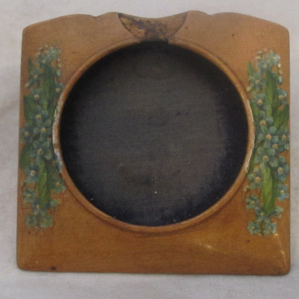 mauchline ware pocket watch holder