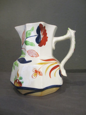 Jug Swansea Dillwyn Circa 1835 Antique