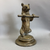 Rare-Standing-Bear-Brass-Ink-Stand-Antique-Victorian-c1900