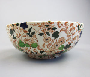 Pottery Bowl by Royal Couldon Antique c1900