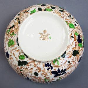 Antique Royal Couldon Bowl c1900 Underside