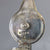 Etched Glass and Silver Plate Claret Jug Antique Victorian c1880