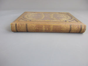 German Goldelse By E. Marlitt Book Antique Victorian c.1871