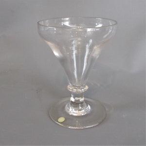 Glass - Pan - Top - Rummer - Antique - Georgian - Early 19th Century