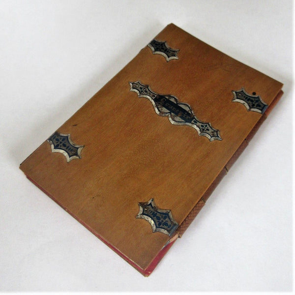 Small French Pocket Diary Antique c.1824