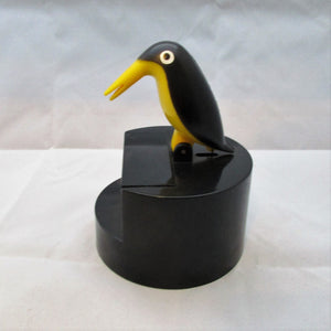 Novelty Toucan Toothpick Dispenser Vintage Retro
