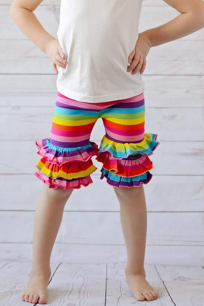 Ruffle Short Collection