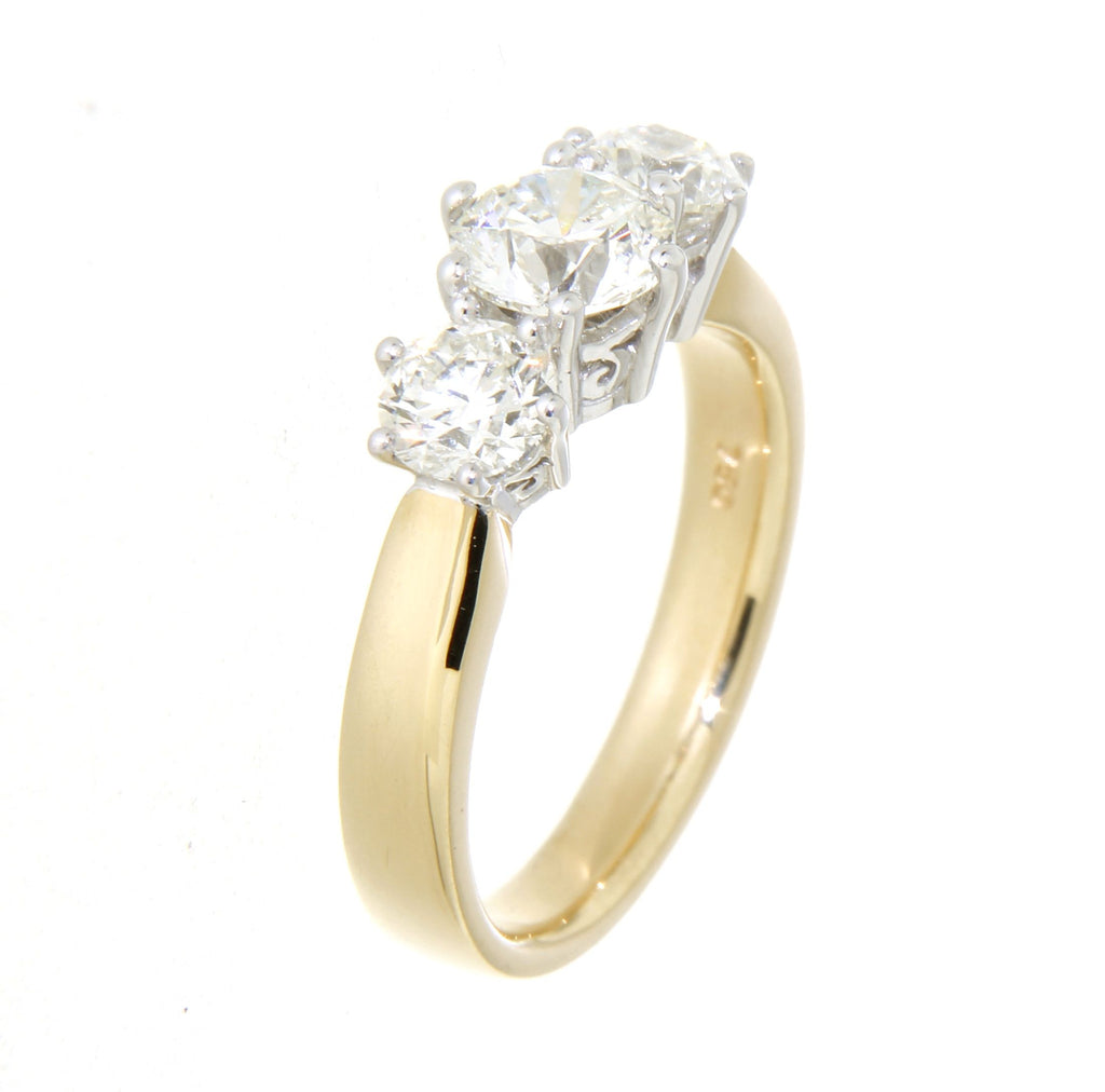 wedding gallery rings stylishly image photo classic engagement traditional fashion diamond