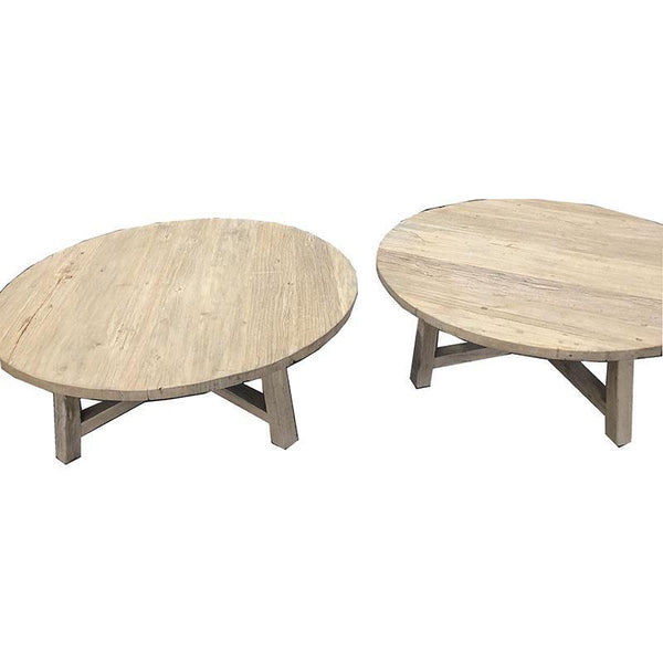 RH Round Dining Table