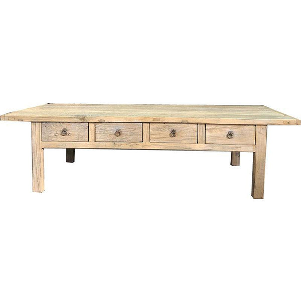 Eagle Bay Coffee Table - Natural