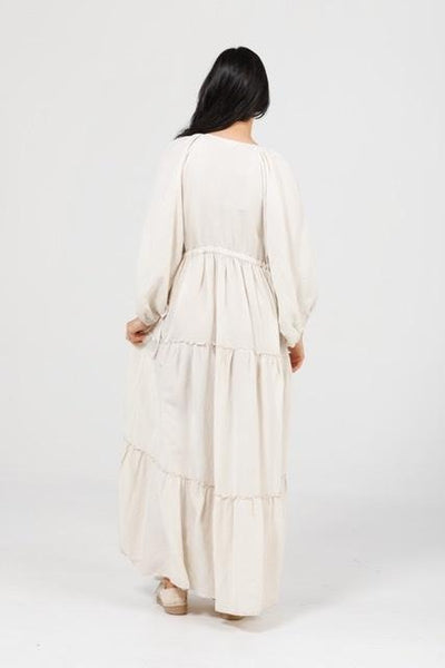 Wing and Prayer Maxi Dress