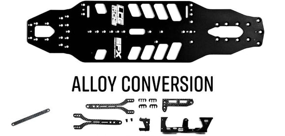 ALLOY CONVERSION KIT FOR T4'20