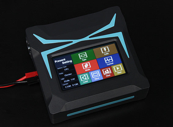 X200 TOUCH SCREEN SMART CHARGER