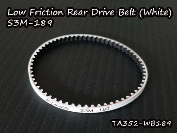 LOW FRICTION BELT (189)