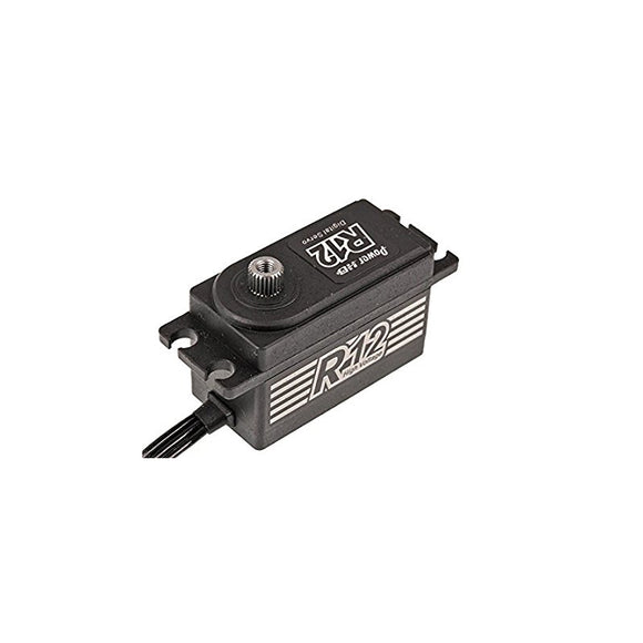 POWERHD R12 LOW-PROFILE DIGITAL SERVO