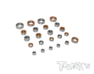 PRECISION BALL BEARING SET (BD10)