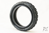 SWEEP TAPER PIN 2WD FRONT CARPET/ ASTRO TURF TIRES