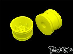 12mm Hex Rear Wheels (YELLOW)