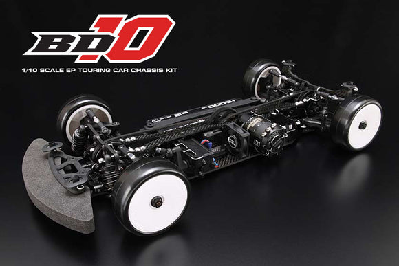 YOKOMO BD10 TOURING CAR (CARBON VERSION)