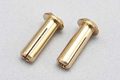 RACING PERFORMER 24K GOLD PLUG (4MM/2PCS)
