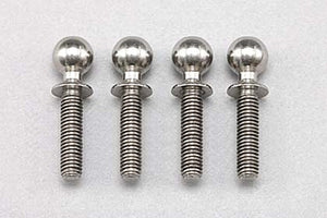 HEAVY DUTY 5.5MM ROD END BALL (12MM/ 4PCS)