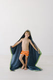 Boys Hooded Towels