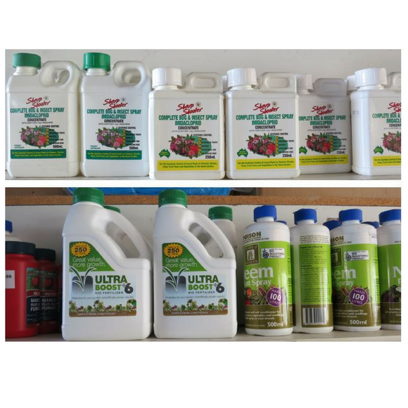 FERTILISERS INSECTICIDES AND FUNGICIDES