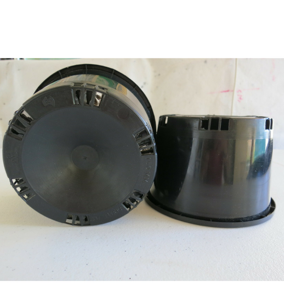 POT - 150mm - SQUAT............Pack of 10 Pots