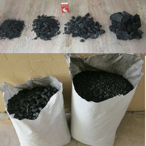 Spinifex charcoal