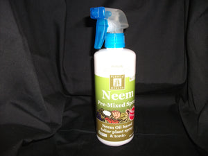 NEEM SPRAY Premixed Ready for use 500ml