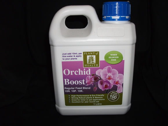 FERTILISER - ORCHID BOOST - 1 Litre