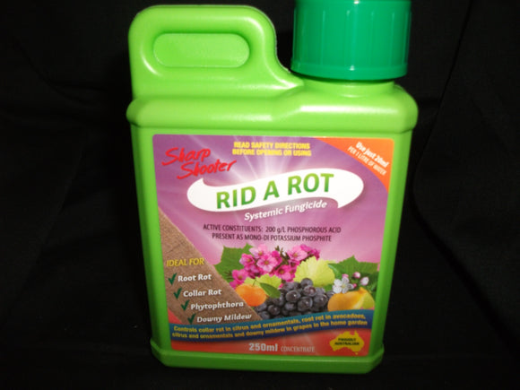 FUNGICIDE - RID A ROT 250mls
